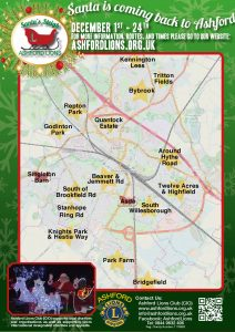 Santa Sleigh Overview 2018