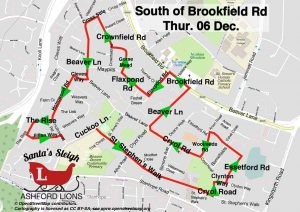 2018 ROUTE-06-Dec-Thursday_South-of-Brookfield-Rd