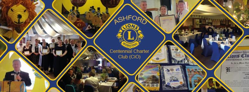 Centennial Charter Banner