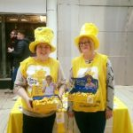 Ashford Lions helping Marie Curie UK