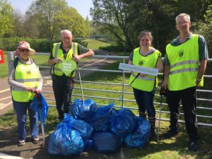 Queen Mother's Park Spring Clean 22 April 2019