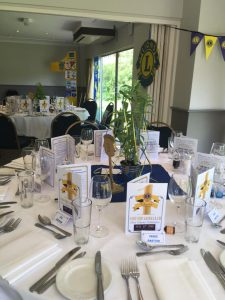 Ashford Lions 1st Charter Celebration