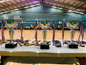 It's a Knockout 2019 Trophies