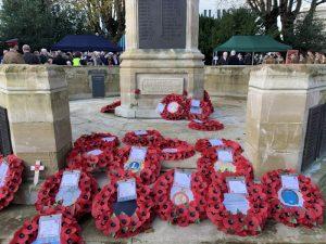Remembrance Sunday 2019 Memorial Gardens